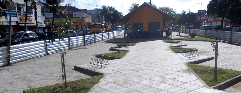 Praças, Parques, Drenagem